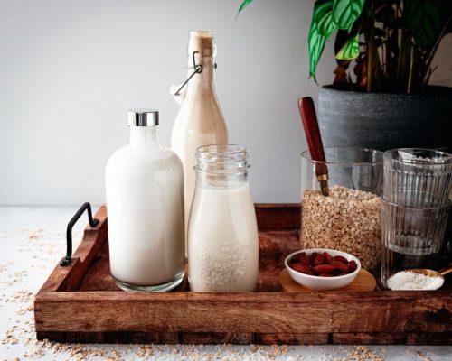 Plantaardige melk zelf maken
