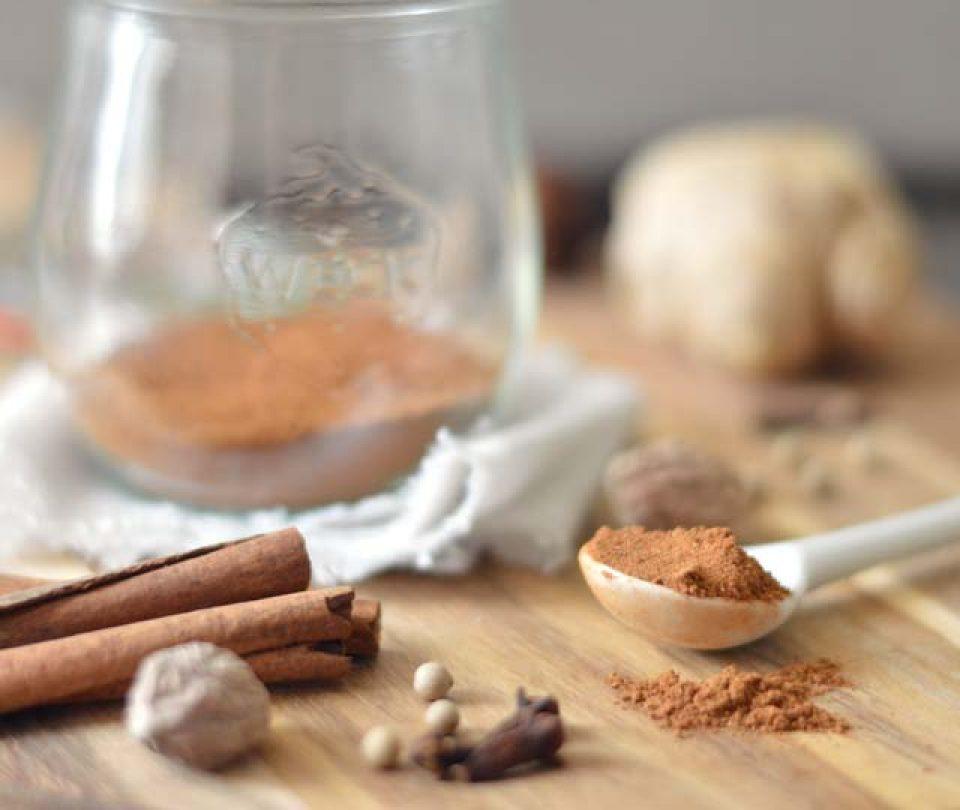 Speculaaskruiden koekkruiden zelf maken