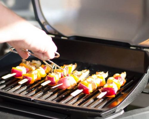 Weber-BBQ-grillen