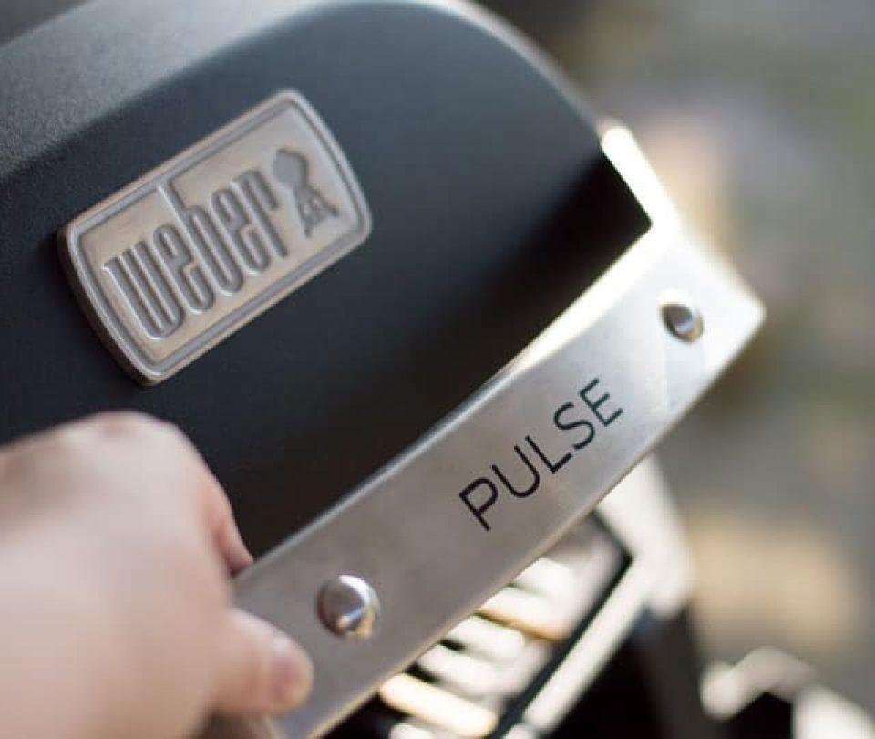 Eef test: Weber Pulse 1000