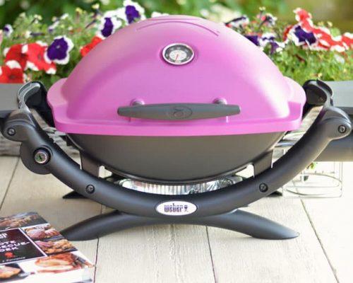 BBQ Weber Q1200