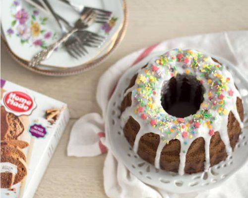 Winactie || 4 x taart met Homemade
