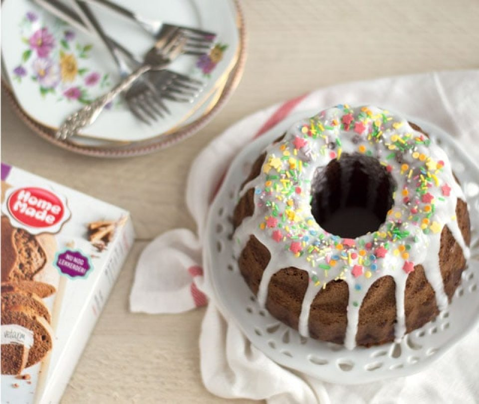 Winactie    4 x taart met Homemade