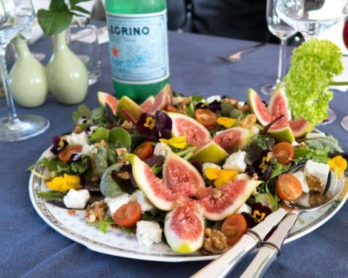 Christine's keukentafeldiner salade